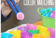 Holiday | Easter Sensory Activities / Easter Sensory Crafts and Activities for Children and Kids