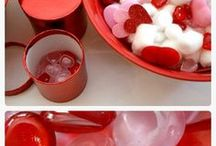 Holiday | Valentine's Day Sensory Activities / Valentine's Day Sensory Activities and Crafts for Children and Kids