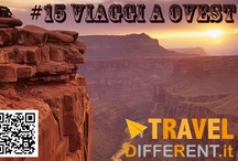 Viaggi a Ovest / by Travel Different