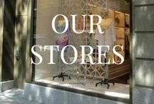 Our Stores / by KAYU
