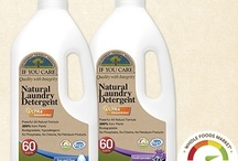 Win a Free Bottle of IYC Detergent Contest / With only four pure ingredients, If You Care® is the natural alternative to today's harsh laundry detergents. Clean and Simple. No abrasive ingredients, no irritants, no petrochemicals and no dyes. Biodegradable and hypoallergenic.   If You Care Laundry Detergents have earned the highest rating possible (Green/Premium) on the Eco-Scale™ Rating System – Whole Foods Market's stringent household cleaning standards