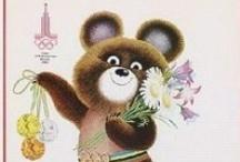 Mishka, My Love / Mishka, Misha, Miska <3 The Best and Cutest Olympic Mascot ever!