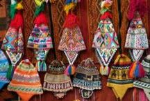 Andean Inspiration / by sweet llama supplies