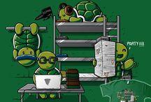 Geekery at its finest / by Rachel Echelbarger