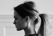 HAIR PERFECTION / It's so simple, no? / by Thefashionguitar
