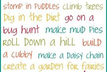 Early Childhood Ideas..... / by Elise Clough