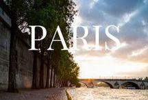 Paris / Paris je'taime / by KAYU