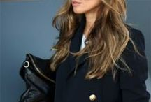 Hair & Beauty : ponytails, chignons, hair bands: / Hair styles and trends