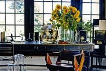 Entertaining / Everything about entertaining in style:  from home bars, cart bars, parties decor ideas,