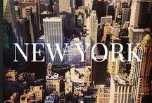 New York / by KAYU
