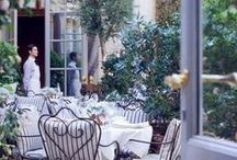 Fabulous outdoor spaces