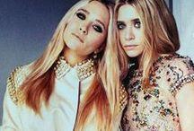 The Olsen sis