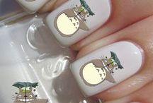 Nail'd It / Playful nail art from OPI to Otaku.