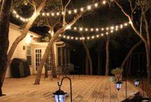 Back Deck & Backyard