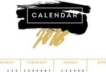 C A L E N D A R - P L A N N E R 2 0 1 6 / Calendar-Planner2016  A3