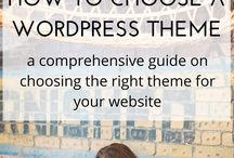 WordPress Tips / All about WordPress