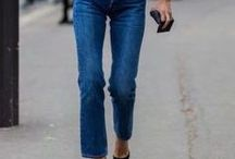 FASHION / Denim / How to wear denim from head to toe.