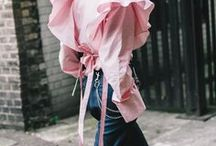 FASHION / Ruffles