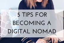 Digital Nomads / Advice and tips on the digital nomad lifestyle