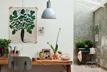 Lovely Home Corners / Interior design, home decor, interiors. / by Zilá Longenecker