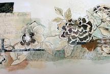 Art + Illustration / collage, mixed media, painting, illustration, drawing, sculpture, printmaking, etc... / by Zilá Longenecker