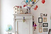 Little Ones / Kids' Rooms, Toys, Kids' fashion. / by Zilá Longenecker