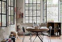 Dream Home / Interior decor and design that I love.