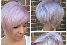 Hair Love / Hair cuts and colors  / by Designs by Elisabeth Spivey
