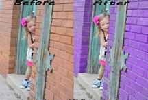 Photography editing, tips & tricks / by Joeylee Jess