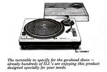 Shifting Gear / Legendary dj booths and the dark world of analog audio.