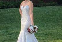 Billboard Bride / The billboard brides for the Bridal Extravaganza Show's