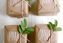 Gift ideas / by Julifaraway
