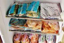 freezer meals / Freezer meals / by Shannon Jurecki