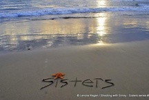 For My Sis... / A sister is a gift to the heart, a friend to the spirit, a golden thread to the meaning of life.