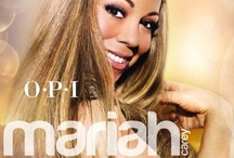 Mariah Carey for OPI / by OPI