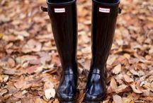 Fall & Winter wardrobe / by Elizabeth Gilbertson