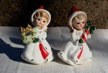 Vintage Christmas  / Napco and other vintage figurines & things that are huge memories from my childhood... / by Renee Sagarsee