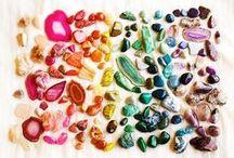 Crystal Healing ☾ / Rocks, gemstones and crystals with healing properties ॐ