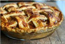 Pie / by Elizabeth Gilbertson