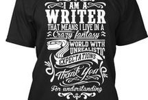 Writerly Fashion / Clothing with a literary twist / by Laura Roberts