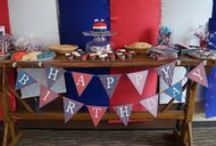 Emma's Patriotic First Birthday / by Diane @ DD Kimball Road