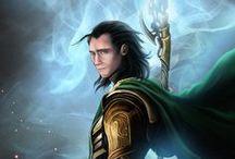 Everything Loki / Anything and everything to do with Loki/Tom Hiddleston
