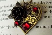Jewelry and Knicknacks / Jewelry, accessories and steampunk creations