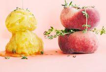 Fruit-focused desserts