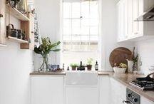 Kitchen / Ideas I like for the kitchen