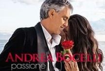 Andrea Bocelli / by Kathy Bollmer Skinner