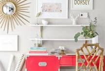 Home Office / by Chelsea | two twenty one