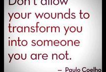 Words of Wisdom / by Meghan Marie