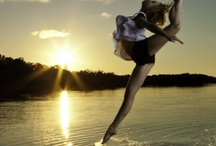 DANCING & RUNNING & WORKOUTS / by Jennifer Bos