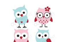 Owls / by Lady Quilter
